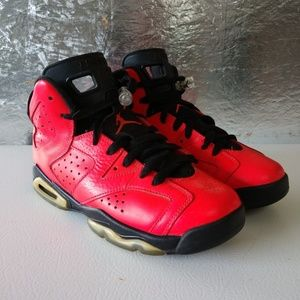 Nike Air Jordan Retro 6 Toro Infrared 23